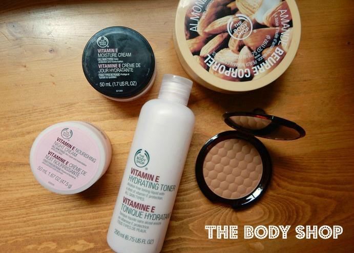 The Body Shop Skincare Haul