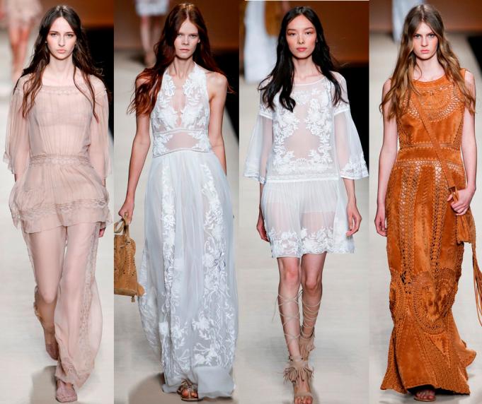 Alberta Ferretti Spring 2015 RTW Collection at Milan Fashion Week