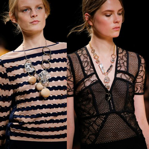 Nina Ricci Spring 2015 Collection Runway at Paris Fashion Week