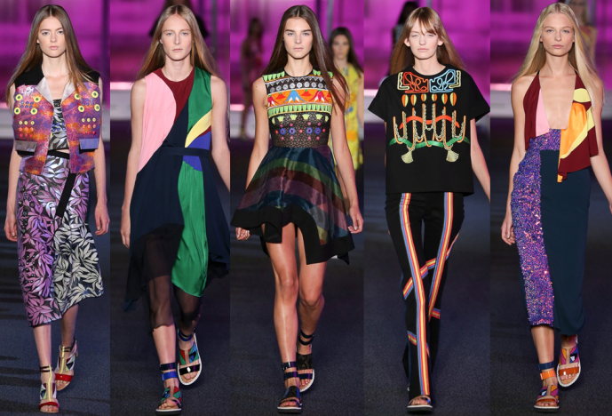 Top 5 Worst Looks of Peter Pilotto Spring 2015 RTW Collection at London Fashion Week