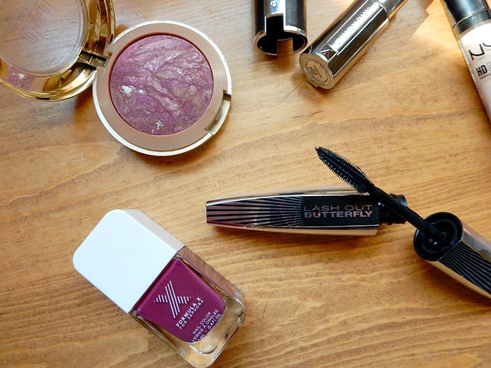 September Beauty and Makeup Favorites