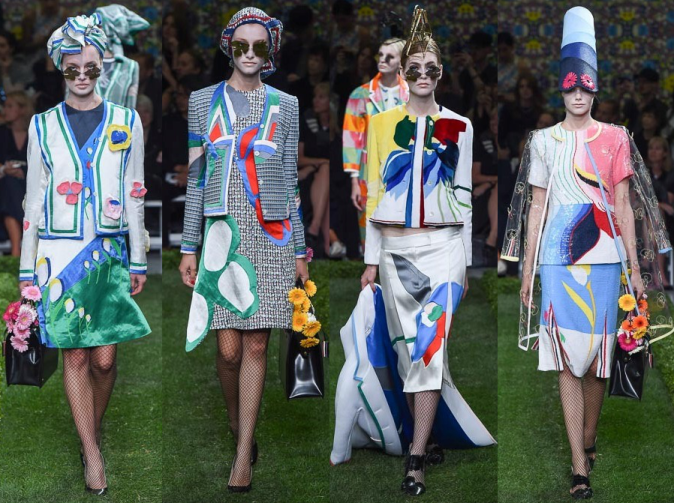 Thom Browne Spring 2015 Collection
