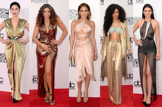 Jordin Sparks, Jennifer Lopez, Zendaya, Kendall Jenner Best Dressed at 2014 AMAs