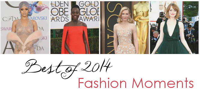 10 Best Fashion Moments of 2014