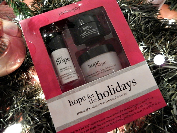 Philosophy Hope in a Jar Holiday Gift Set