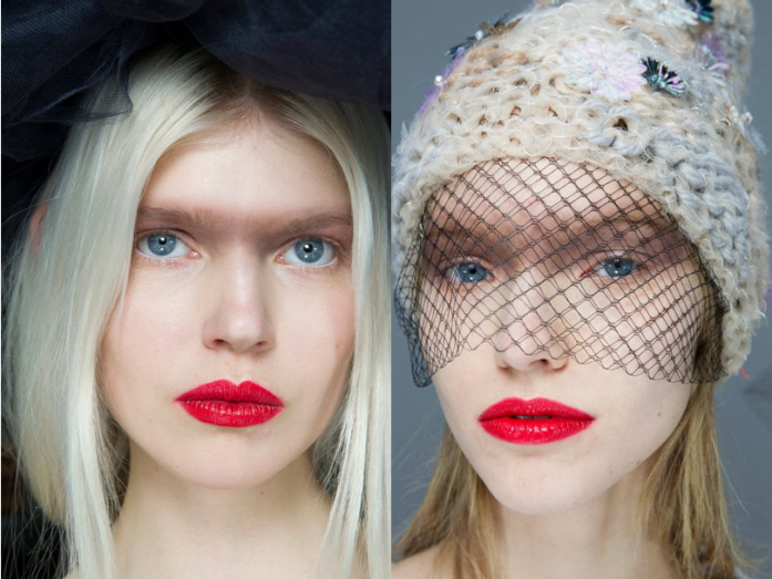 Chanel Spring 2015 Haute Couture Makeup