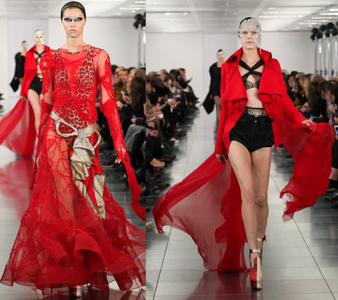 Maison Martin Margiela Spring 2015 Couture - John Galliano