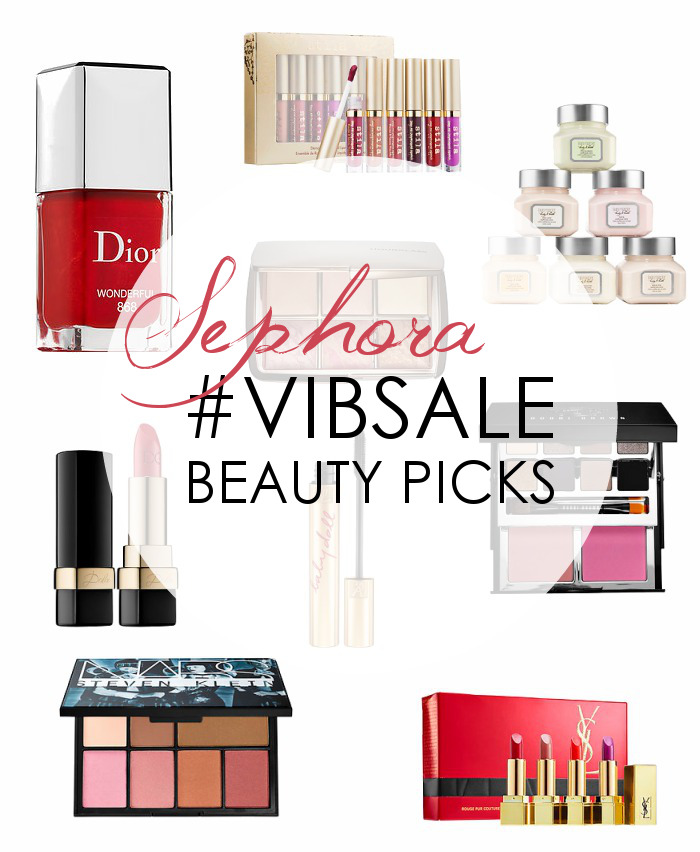 Sephora #VIBSale Holiday Makeup and Beauty Guide - Dream in Lace