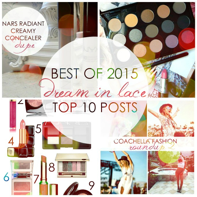 Best of 2015: Top 10 Dream in Lace Posts