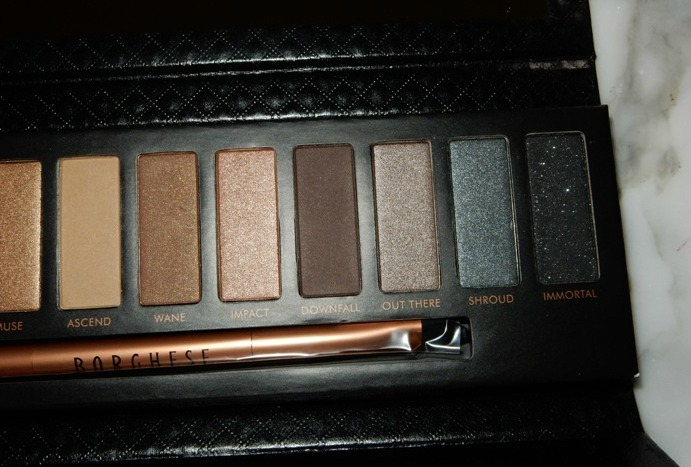 Borghese Makeup Haul - Eclissare Light and Shadow Eyeshadow Palette