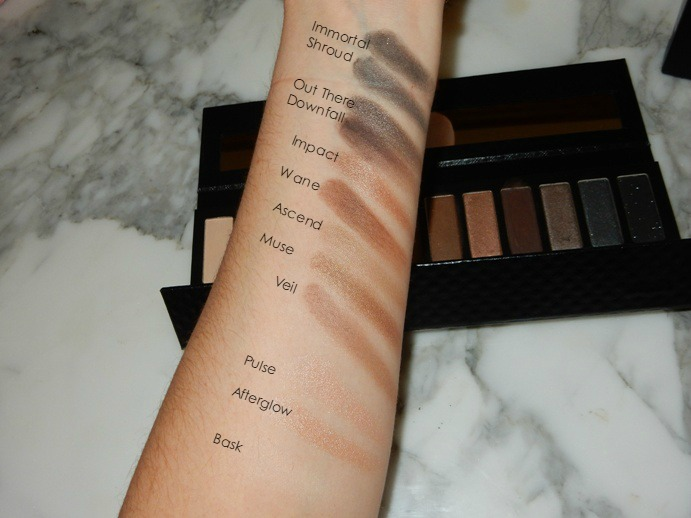 Borghese Makeup Haul - Eclissare 'Shadow and Light' Eyeshadow Palette