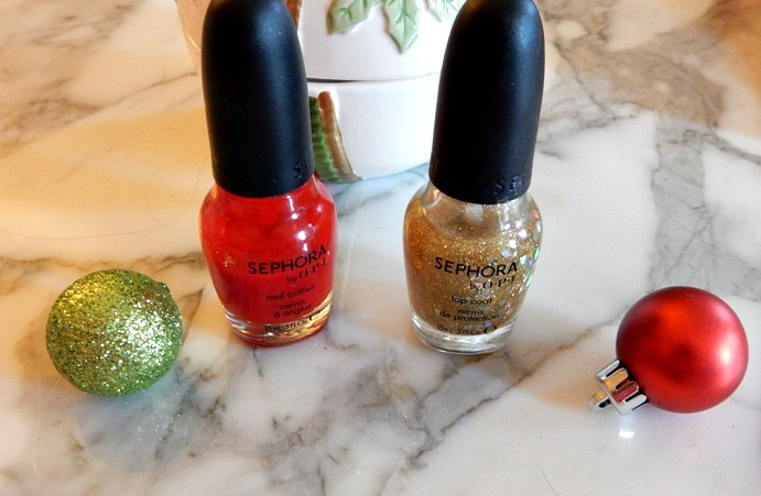 Holiday Party Makeup Essentials - Nails