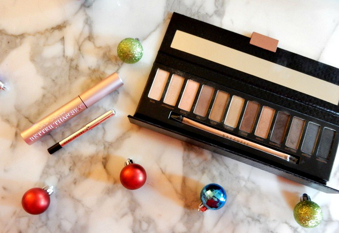 Holiday Party Makeup Essentials- Borghese Eyeshadow Palette