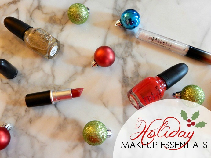 Holiday Party Makeup Essentials- Dream in Lace