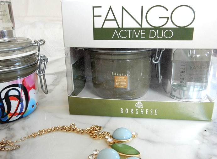 GIVEAWAY: Borghese Fango Active Duo - www.dreaminlace.com