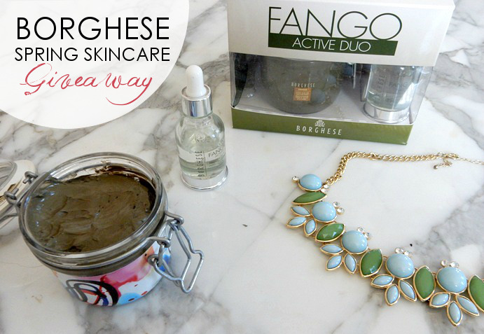 GIVEAWAY: Borghese Skincare Duo for Spring - www.dreaminlace.com