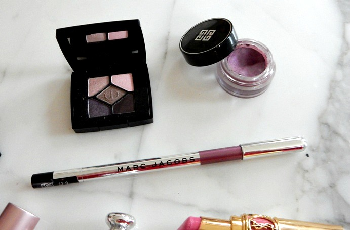 Spring and Easter Makeup, featuring Dior, Givenchy and Marc Jacobs Eyeshadow