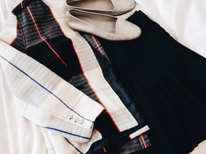 Fashion: Primary Election Day OOTD - Red, white and blue