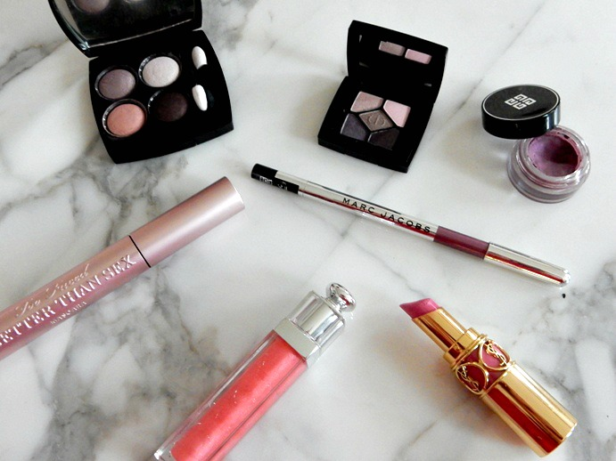 Spring and Easter Makeup, featuring Chanel, Too Faced, Dior and YSL