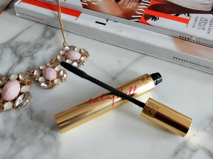 Makeup: YSL Baby Doll Mascara Review - www.dreaminlace.com