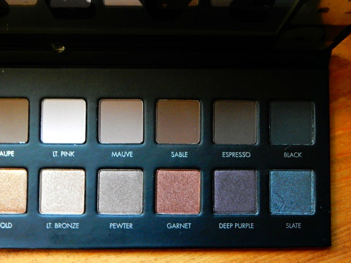 Lorac Pro Palette Review - Dream in Lace