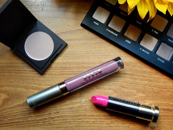 Ulta Haul: Tarte CC Correctory, Stila Stay-all-Day Liquid Lipstick, Urban Decay Vice Lipstick