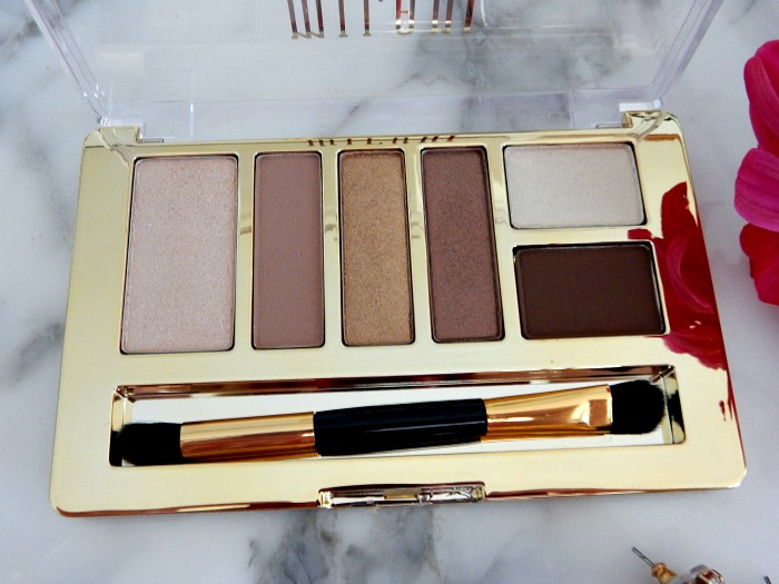 Milani Everyday Eyes Eyeshadow Palette in 'Bare Necessities'- Dream in Lace