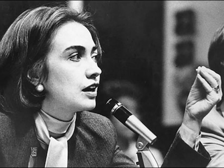 International Women's Day - Hillary Clinton