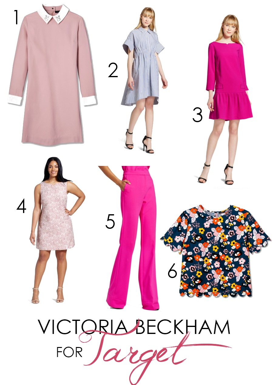 Victoria Beckham for Target Collection - Dream in Lace