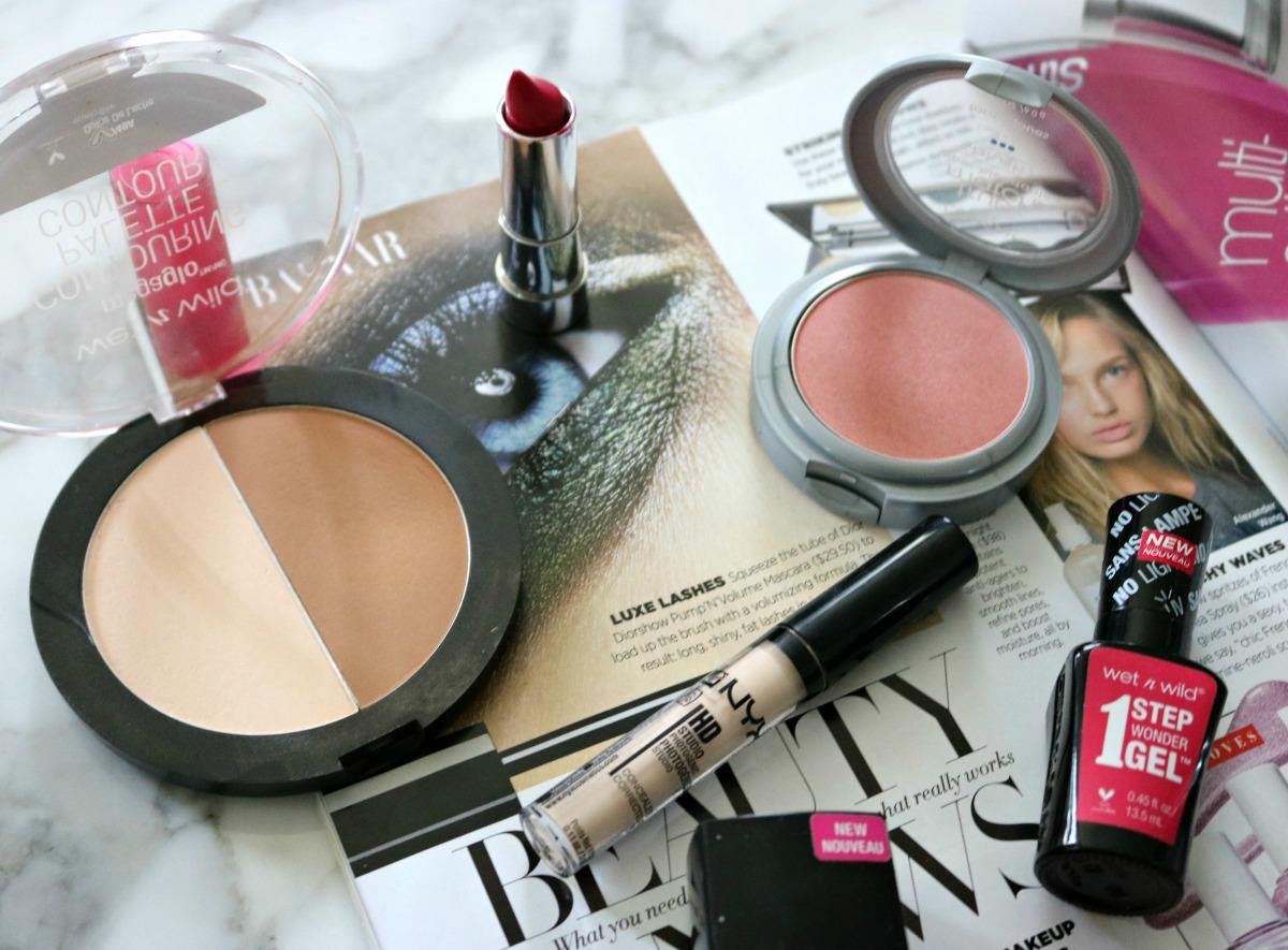 Best Drugstore Makeup I DreaminLace.com