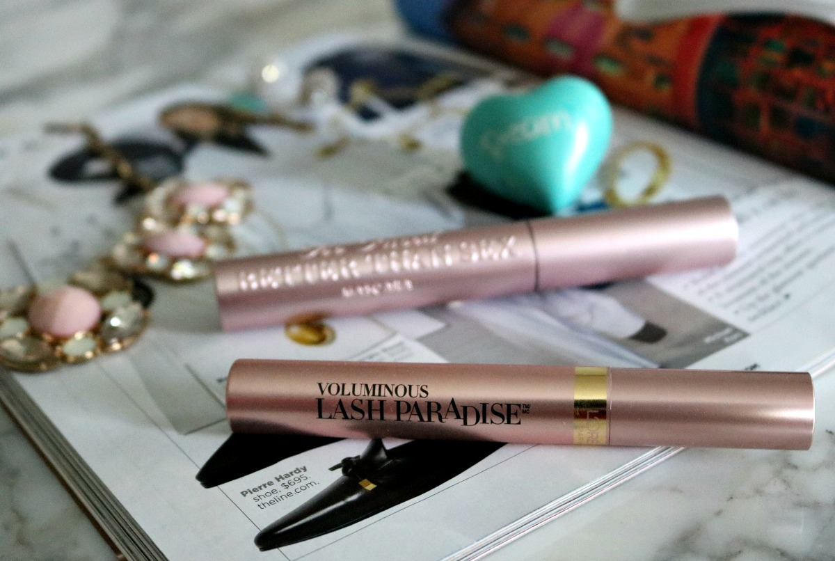 Too Faced Better than Sex Mascara Dupe I Loreal Lash Paradise Mascara