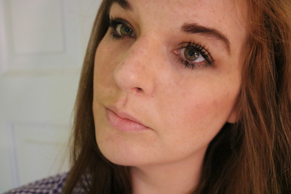 Lancome Monsieur Big Mascara Review I Dream in Lace Beauty Blog