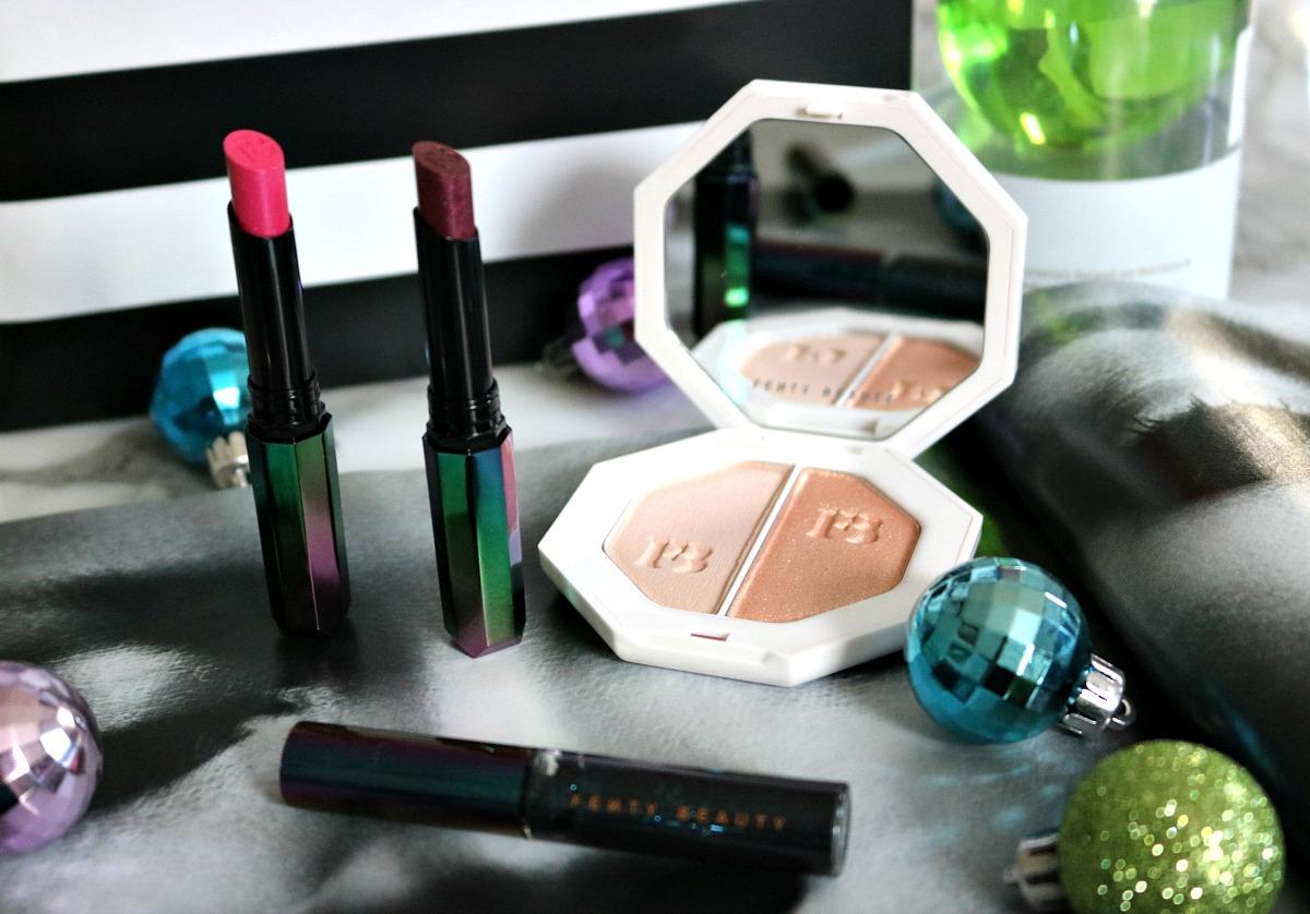 Fenty Beauty Holiday Makeup Collection by Rihanna I DreaminLace.com