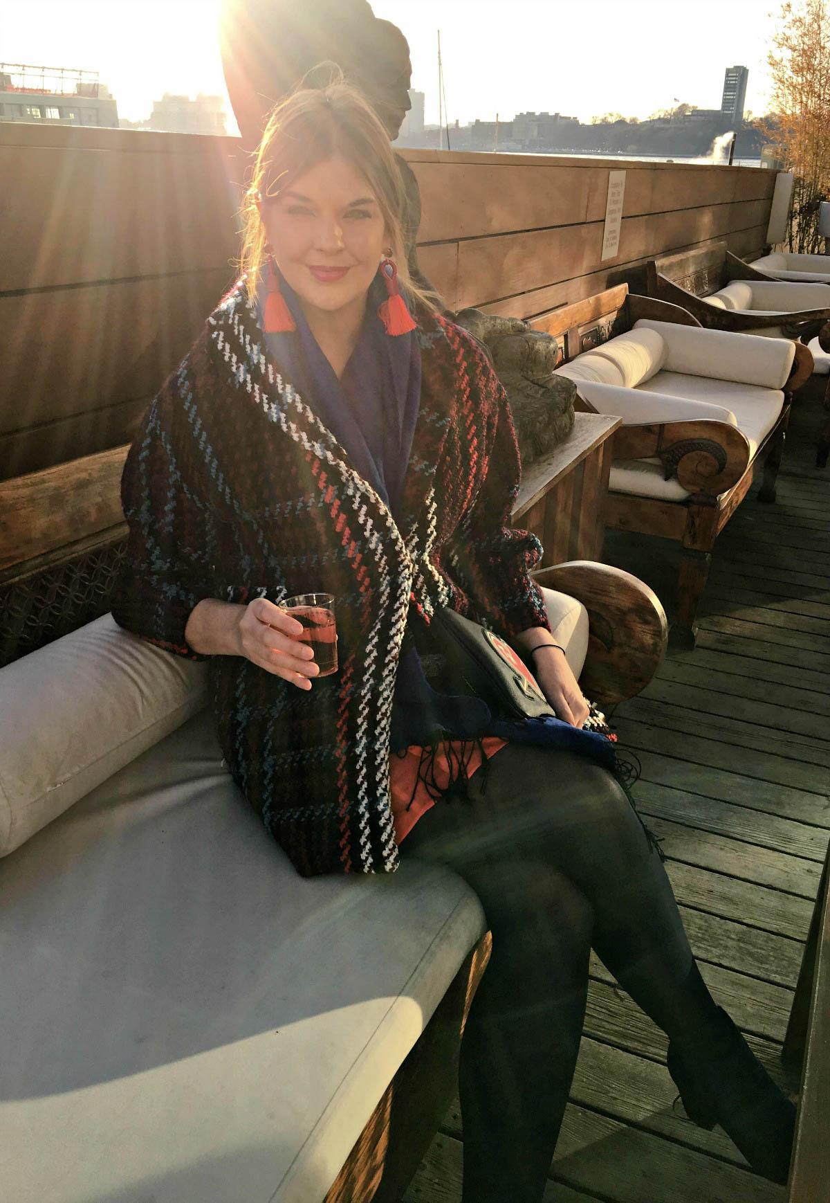 February Wrap-Up I Fashion Week Outfit Before the Carlisle Show