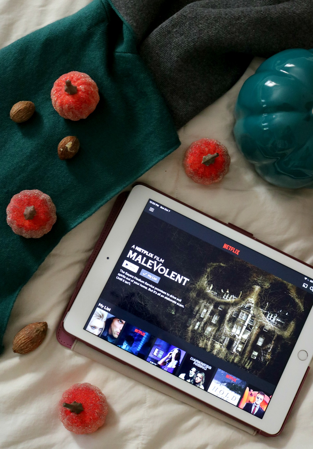 Netflix Halloween Picks I Scary Movies to get you in the Halloween spirit in 2018. #Netflix #Halloween #ScaryMovies