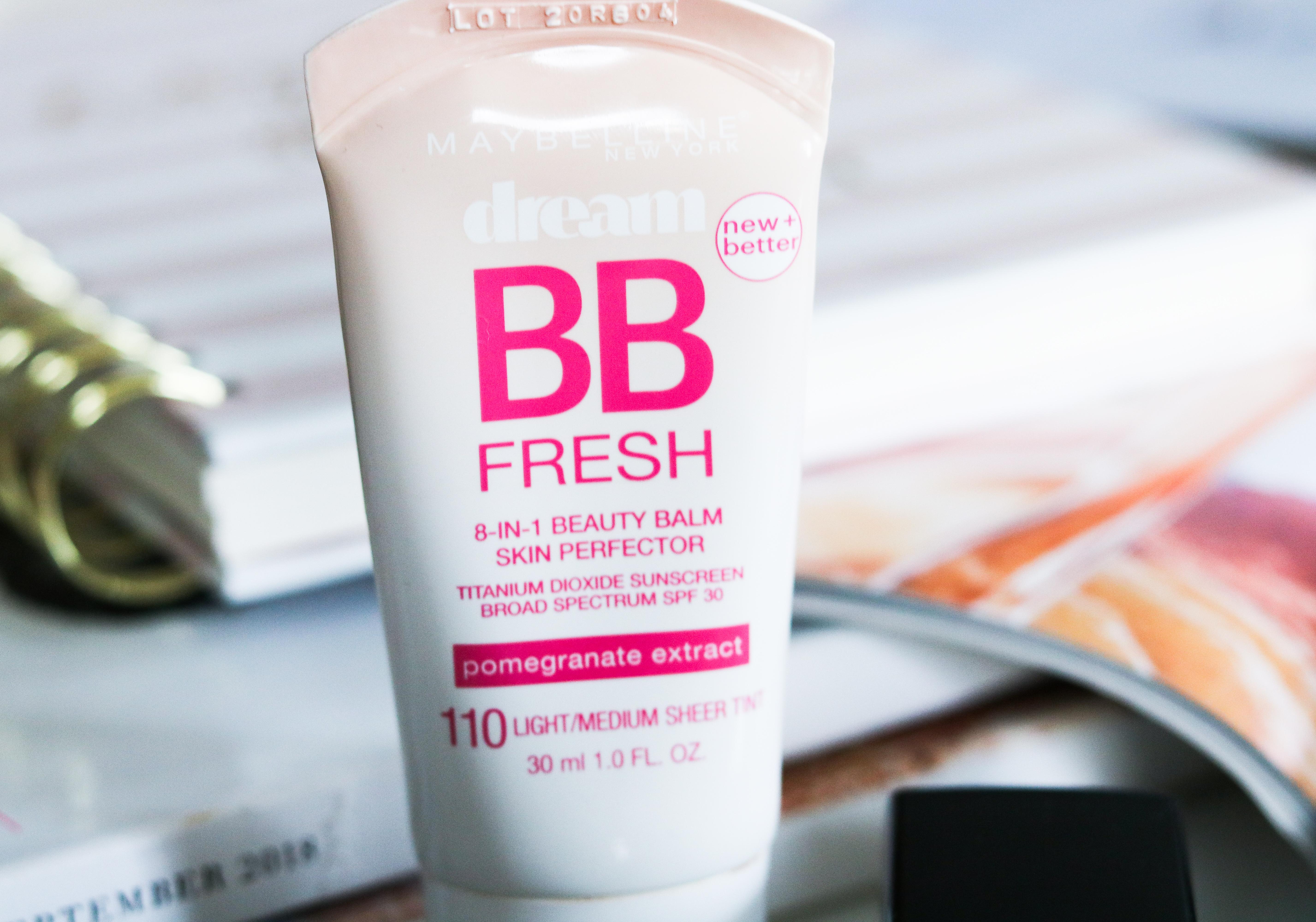 Underrated Makeup Products I Maybelline BB Cream #Makeup #DrugstoreMakeup
