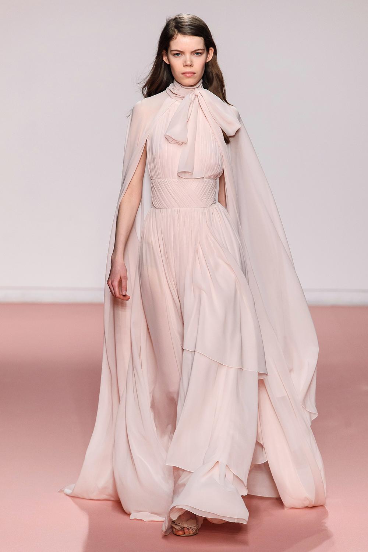 Best Milan Fashion Week Looks I Bluemarine Fall 2019 Runway #FashionWeek #HighFashion #MFW