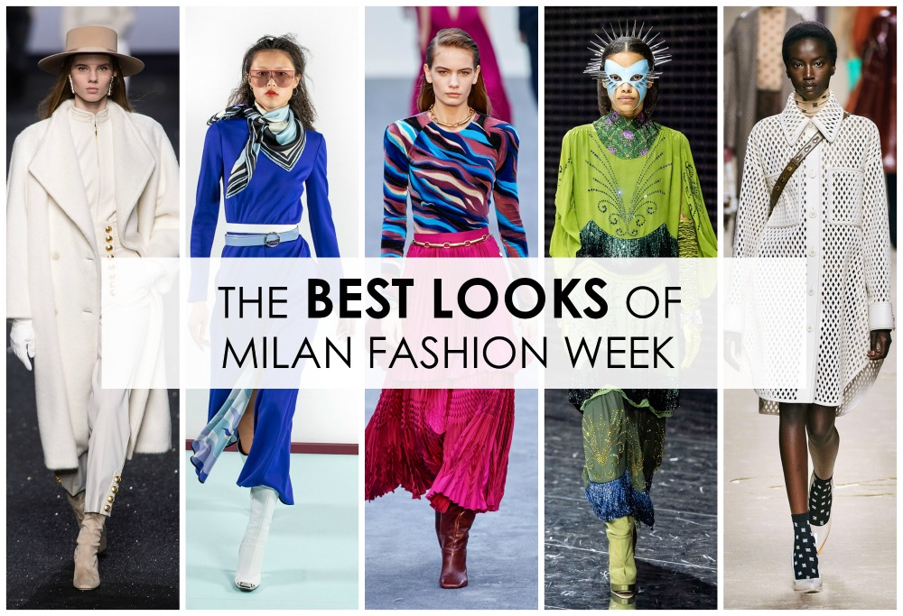 Most Popular Blog Posts I Best Looks of Milan Fashion Week