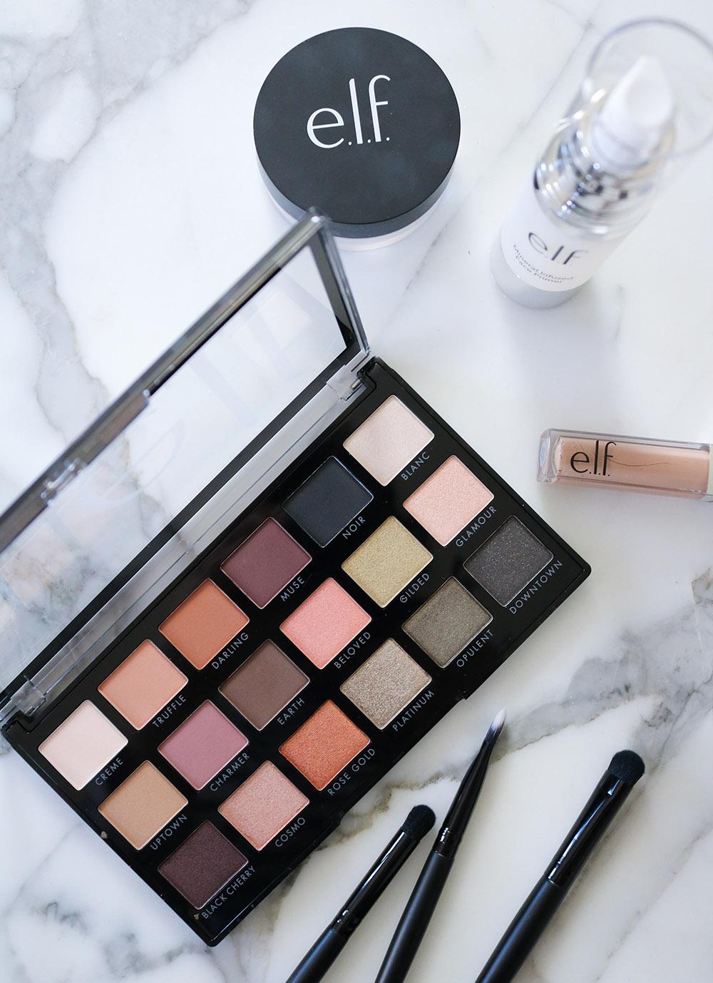 Most Popular Beauty Blog Posts I ELF New Classics Palette