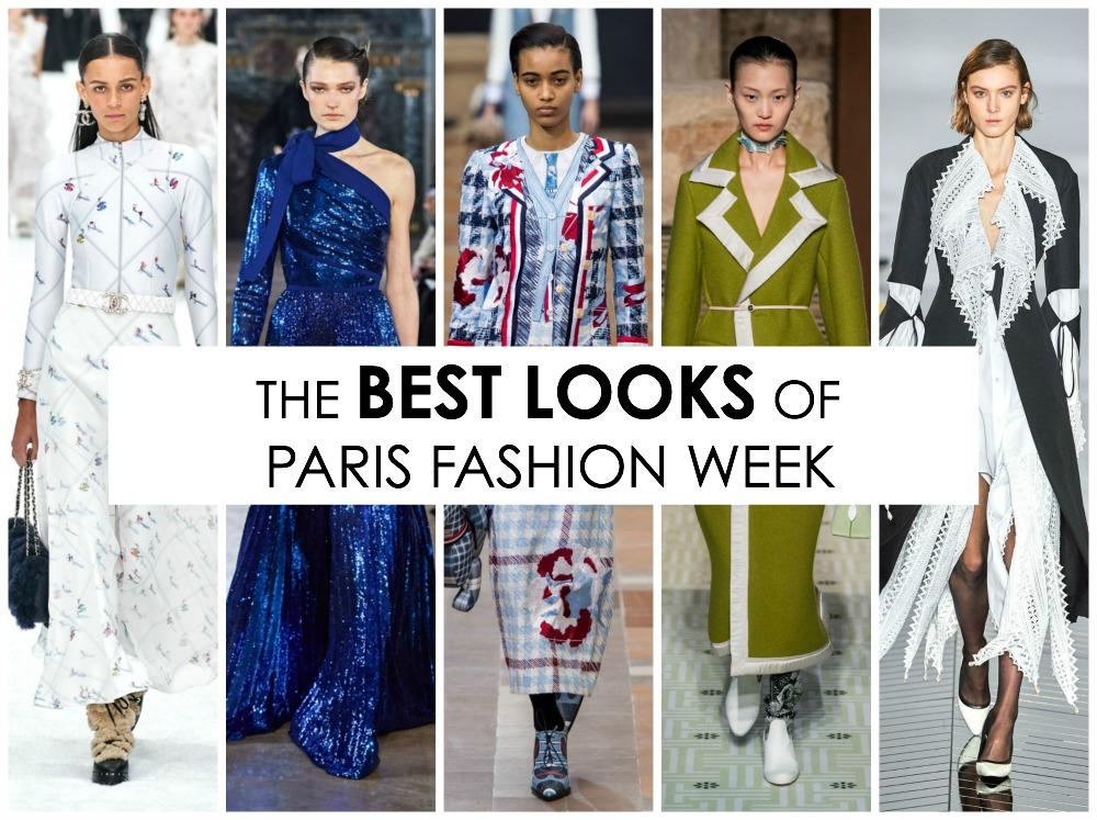 Most Popular Blog Posts I Paris Fashion Week Highlights