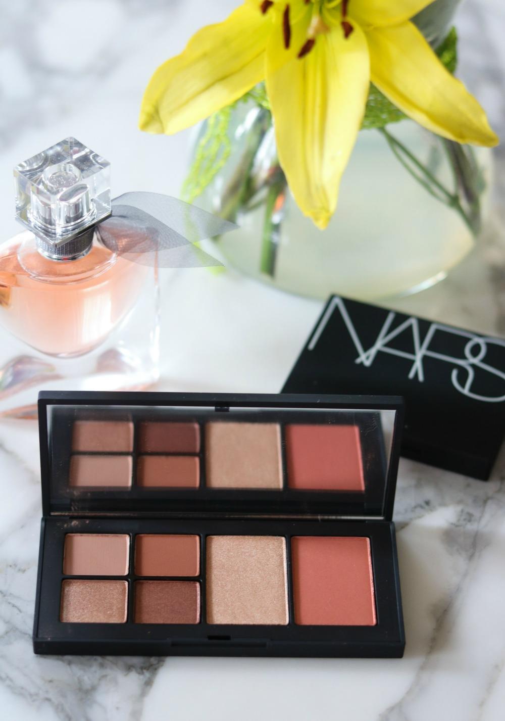 Most Popular Beauty Blog Posts I NARS Fever Dream Palette