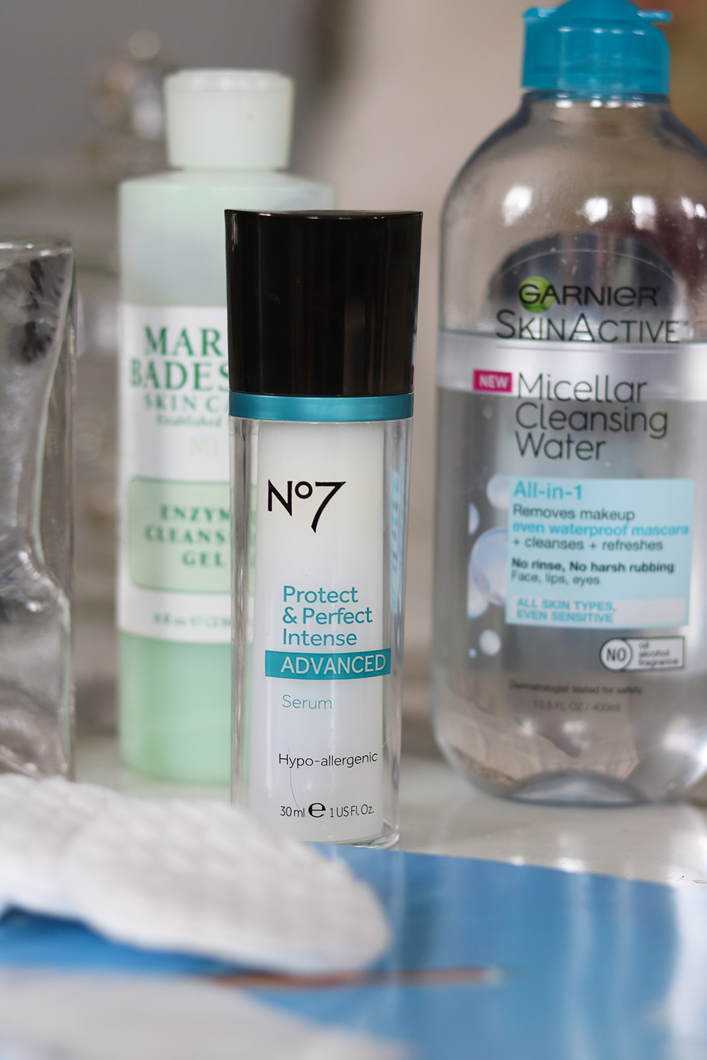 My Affordable Anti-Aging Skincare Routine I DreaminLace.com #Skincare #BeautyTips #AntiAging